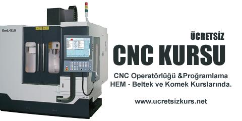 CNC Kursları