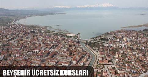 Konya Beyşehir Kursları