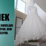 Antalya Gelinlik Dikimi Kursları