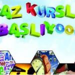 İstanbul'da Yaz Okulu